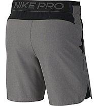 Nike Pro Flex Repel - pantaloni corti fitness - uomo, Grey