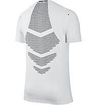 Nike Pro Hypercool Top - Fitness Funktionsshirt - Herren, White