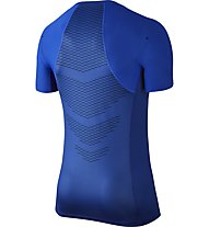 Nike Pro Hypercool Top - Fitness Funktionsshirt - Herren, Light Blue