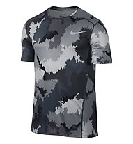 Nike Pro Hypercool Top - T-shirt fitness, Grey