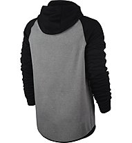 Nike Sportswear Advance 15 - Kapuzenpullover Fitness - Herren, Grey