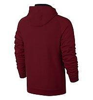 Nike Sportswear Advance 15 Hoodie - Kapuzenjacke - Herren, Red