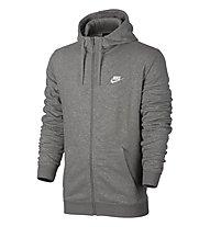 Nike Sportswear Hoodie FZ Club - Kapuzenjacke - Herren, Grey