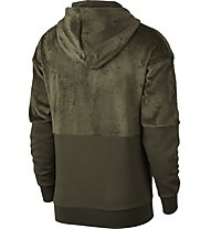 Nike Sportswear Hoodie Full Zip - Kapuzenjacke - Herren, Green