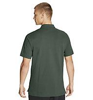 Nike M NSW Sce P  - Poloshirt - Herren, Dark Green