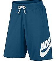 Nike FT GX 1 - kurze Fitnesshose - Herren, Petrol