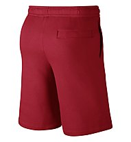 Nike Sportswear Shorts - pantaloni corti fitness - uomo, Red