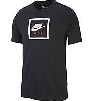 Nike Air - T-shirt - uomo, Black