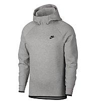 Nike Tech Fleece Hoodie - felpa con cappuccio - uomo, Grey