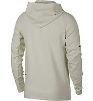 Nike Sportswear Tech Pack Full-Zip Knit Hoodie - Kapuzenjacke - Herren, White