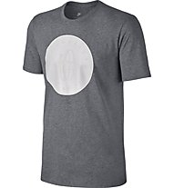 Nike Huarache Logo - Fitness T-Shirt - Herren, Grey