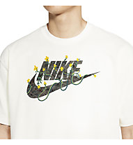 Nike M NSW M2z Embroidery HBR - T-shirt - Herren, White/Black
