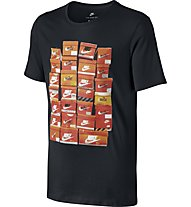 Nike Sportswear T-Shirt - T-Shirt Fitness - Herren, Black