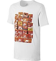 Nike Sportswear T-Shirt - T-Shirt Fitness - Herren, White