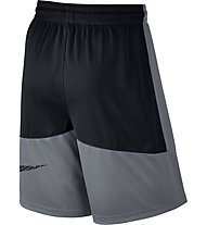 Nike Basketball Short/kurze Hose, Black/Grey