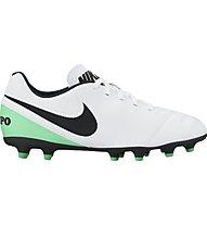 Nike Magista Obra II FG - Fußballschuh für harten Boden, White