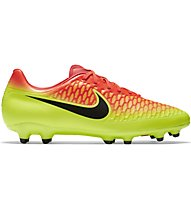 Nike Magista Onda (FG) Scarpa Calcio, TTL Crimsom/Blk-Vlt-Bright