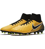 Nike Magista Onda II Dynamic Fit FG - Fußballschuh, Orange/Black/White