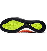 Nike MagistaX Finale II IC Hallen-Fußballschuhe, Volt/Black