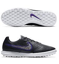 Nike Magistax Finale TF scarpa da calcio, Black/White/Violet