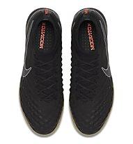 Nike MagistaX Proximo II IC Fußballschuhe für die Halle, Hartplätze, die Straße, Black
