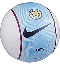 Nike Manchester City Skills - pallone calcio, White/Blue