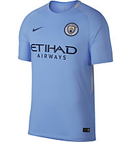 Nike Manchester City Home Jersey - Fußballtrikot, Blue