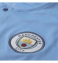 Nike Breathe Manchester City FC Home Stadium - maglia calcio - uomo, Light Blue