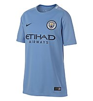 Nike Nike Breathe Manchester City FC Stadium Jersey - Fußballtrikot - Kinder, Blue