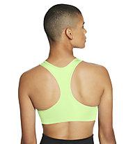 Nike Medium-Support Sports - Sport BH mittlerer Halt - Damen, Light Green
