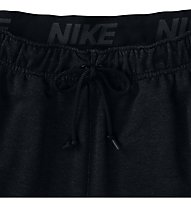 Nike Dri-FIT Fleece Trainingshose Herren, Black