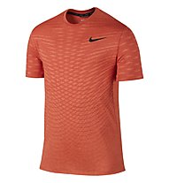 Nike Men Dry Training Top T-Shirt fitness, Orange