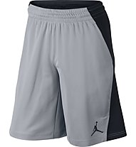 Nike Men's Jordan Flight Basketball Shorts - Basket Short, Grey/Black