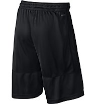 Nike Men's Jordan Rise Solid Shorts - Basket short, Black