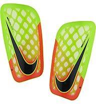 Nike Mercurial Flylite - parastinchi calcio, Electric Green/Hyper Orange/Black