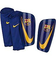 Nike Mercurial Lite FC Barcelona - Schienbeinschützer, Blue