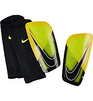 Nike Mercurial Lite Fußball Schienbeinschoner, Yellow/Green
