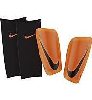 Nike Mercurial Lite Fußball Schienbeinschoner, Orange
