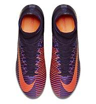 Nike Mercurial Superfly V FG - Fußballschuhe fester Boden, Purple