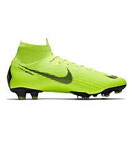 new style fd3b2 d8c04 Nike Mercurial Superfly 6 Elite FG - scarpe da calcio terreni compatti,  Green