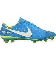 Nike Mercurial Vapor XI Neymar FG - Fußballschuhe fester Boden, Blue