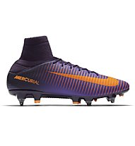 Nike Mercurial Veloce III (SG-Pro) - scarpe da calcio terreni morbidi, Purple