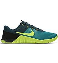 Nike Mecton 2 - Trainingsschuhe, Green