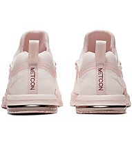 Nike Metcon Flyknit 3 - scarpe fitness e training - donna, Rose
