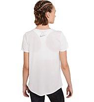 Nike Miler Run Division - Runningshirt - Damen, White