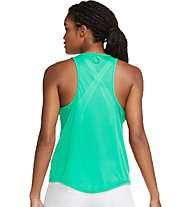 Nike Miler Run Division - Runningtop - Damen, Green