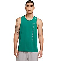 Nike Miler Run Division Hybrid - canotta running - uomo, Green
