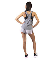 Nike Miler - top running - donna, Grey