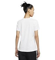 Nike N W's T - T-shirt - donna, White