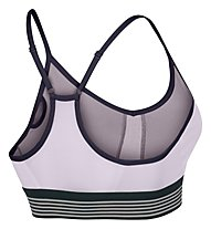 Nike New Pro Indy Cool Sport-BH Damen, Lilac/Plum/Fog